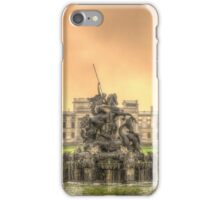 Fire and Water - Sunset at Witely Court iPhone Case/Skin