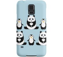 PANDAS & PENGUINS Samsung Galaxy Case/Skin