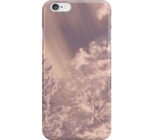 Infrared Trees iPhone Case/Skin