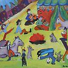 Circus Life by KarenFoster