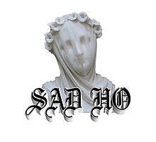 Sad Ho Photographic Print