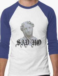 Sad Ho Men's Baseball ¾ T-Shirt