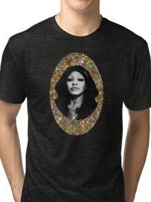 All That Glitters is Tina Tri-blend T-Shirt