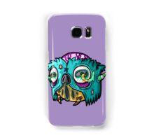 Carnihell #12 Monster head Samsung Galaxy Case/Skin