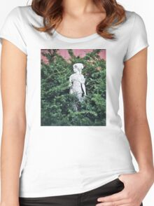 Stone Lady Women's Fitted Scoop T-Shirt