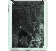 Maine USGS Historical Map Stockholm SW 807216 1975 24000 iPad Case/Skin