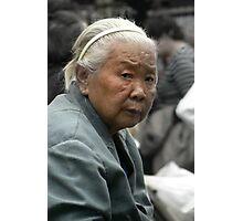 Shanghai Women Photographic Print