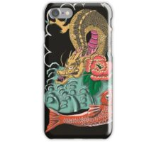 Yakuza Tattoo iPhone Case/Skin
