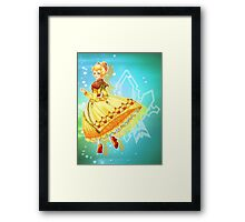 Lil Miss Princess Framed Print