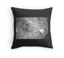 Gasoline Throw Pillow