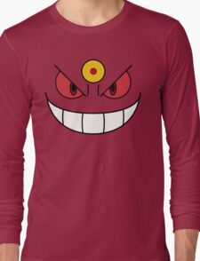 Mega Gengar Long Sleeve T-Shirt