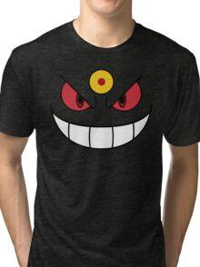 Mega Gengar Tri-blend T-Shirt