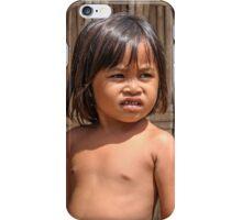 Sasak Girl iPhone Case/Skin