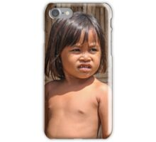 Sasak Girl iPhone Case/Skin