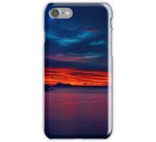 Sunset Panoramic iPhone Case/Skin