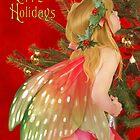 Christmas tree fairy by Ivy Izzard