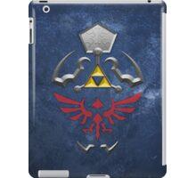 Twilight Princess Hylian Shield iPad Case/Skin