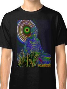Psychedelic Buddha Classic T-Shirt