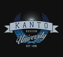 Kanto Region University_Dark BG by Lisa Richmond