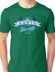 Kanto Region University_Dark BG Unisex T-Shirt
