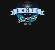 Kanto Region University_Dark BG Women's Fitted Scoop T-Shirt