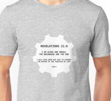 Revelations 21:6 Unisex T-Shirt