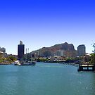 Townsville on the water by Jayson Gaskell