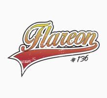 Flareon_Light BG by Lisa Richmond
