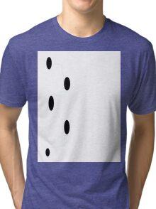 Snowman Tri-blend T-Shirt