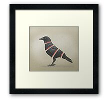 Raven Maker Framed Print