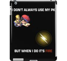 PK Fire iPad Case/Skin