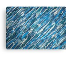Out of the Blue 3 Canvas Print
