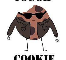 Tough Cookie by rileighsmirl