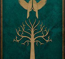 Faramir's Shield by enthousiasme
