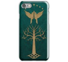Faramir's Shield iPhone Case/Skin