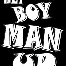 Man Up by Jayson Gaskell