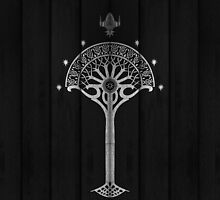 Shield of Numenor by enthousiasme