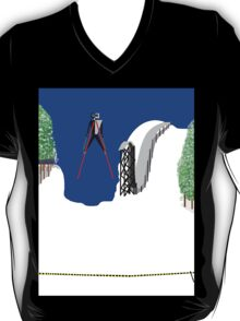 Long Distance Ski Jumping  T-Shirt