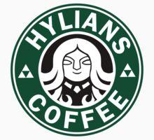 Hylians Coffee Kids Clothes