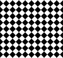 Seamless diagonal black on transparency diamond background by Adrian Bud