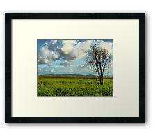Blakeys Crossing 1 - HDR Framed Print