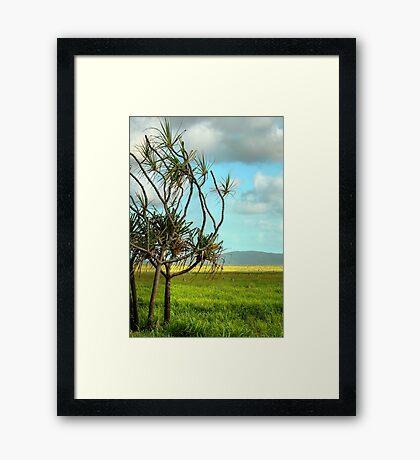 Blakeys Crossing 2 -HDR Framed Print