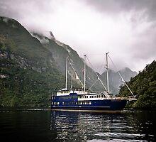 Doubtful Sound, New Zealand (3) by Trishy