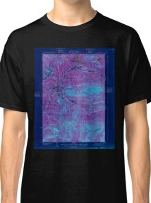 Maine USGS Historical Map Stratton 807693 1932 62500 Inversion Classic T-Shirt