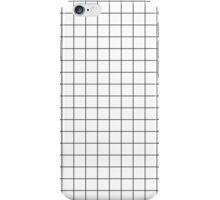 Grid phone case.  iPhone Case/Skin