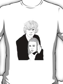 Ahs Coven Kyle Spencer and Zoe Benson T-Shirt