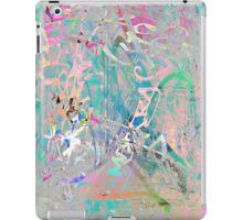 Graffiti print iPad Case/Skin