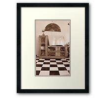 The Showcase Framed Print