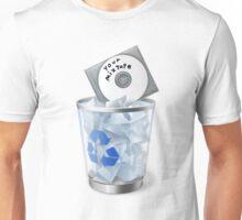 Your Mixtape Trash Unisex T-Shirt