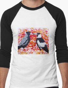 Love in the Air Men's Baseball ¾ T-Shirt